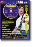 Learn eight classic Bryan Adams tracks note for no