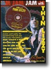 Thin Lizzy guitar tab and backing CD