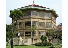 Whilst most visitors to Bangkok are keen to see the Grand Palace and the legendary temples, it would be a mistake to overlook Jim Thompsons museum-like preserved house and the Vimanmek Palace.