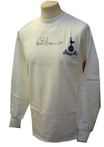 One of the greatest players ever to wear the famous Spurs shirt! Jimmy played for Spurs from 1961 to