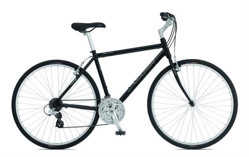 The Kentfield has everything youd expect from a Marin City bike. Its built around a hand built