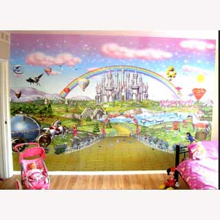 Welcome to Wall-Tastic  the next generation of designer wallpaper by kids for kids