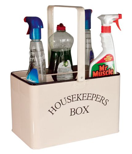 This is a brilliant product for carrying all those cleaning products around the house on cleaning
