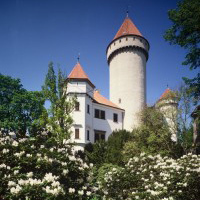 Visit the Konopiste, one of Bohemia's most beautiful chateaus and the former home of Ferdinand