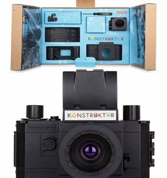 Konstruktor - Build Your Own SLR CameraPhotography is huge at the moment but good cameras come with a hefty price tag. We have the perfect solution, a DIY SLR Camera.The final outcome will be a 35mm film camera that will take amazing Lomography photo