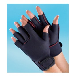 Specialist designed therapy gloves - made from Neoprene for a snug fit providing gentle warmth and s