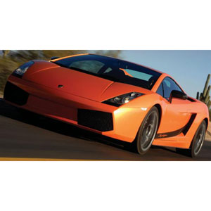 Unbranded Lamborghini Gallardo Superleggera 2007 Orange 1