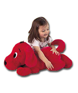 Large Clifford - BIG red dog!