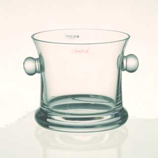 Lead Crystal Ice Bucket