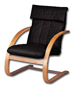 Leather Bentwood Chair Black Arm Chair Review Compare
