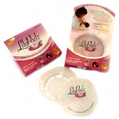 Avoid embarrassing leaks with these transparent breast pads which act like a second skin and stop th