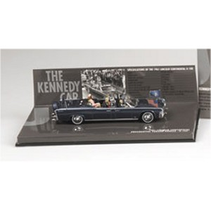Unbranded Lincoln Continental John F Kennedy 1961