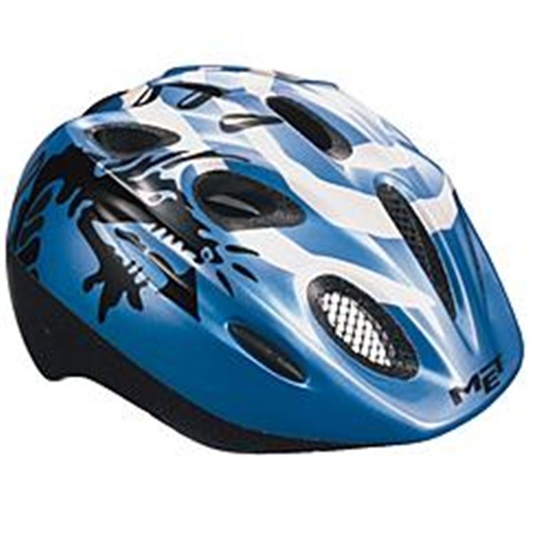 Created to fulfil our ideal of giving children the same safety and comfort that our adult helmets