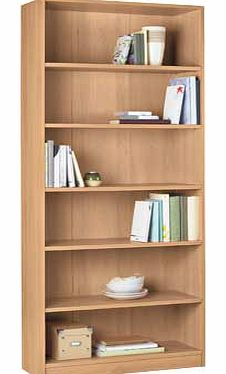 The Rio range offers classic style for your home. A traditional antique stain in rich. warm tones. and solid pine feet. This tall bookcase is ideal for a range of uses. perfect for books. DVDs or displaying items. Part of the Maine collection Size H1