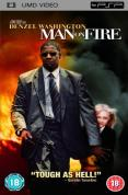 Man On Fire UMD Movie PSP
