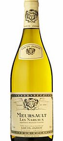 This is a great gift idea for a lover of fine white Burgundy. Les Narvaux is a vineyard area adjacent to Genevrières and Poruzots, and has very shallow soils and a southerly aspect, which promote both low yields and excellent ripening. This wine exh