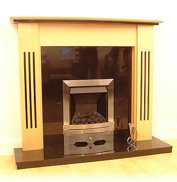 Milan Fire Surround