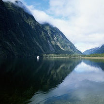 Combine a luxury coach tour through spectacular alpine scenery in one of New Zealand