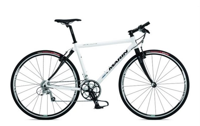 The Mill Valley is a lightweight bike thats built for comfortable high speed performance. Upgrades