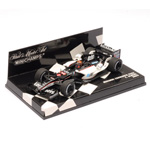 Minichamps has released a 1/43 scale replica of Christian Albers` Minardi PS05 from the 2005 F1 seas