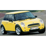 Unbranded Mini One 2001 Yellow