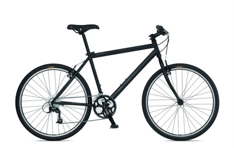 Built to withstand the rigors of urban riding, the Muirwoods features aggressive looks and a tough