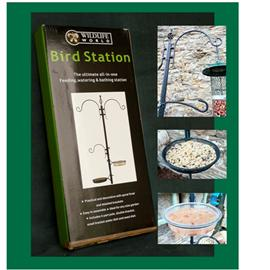 Unbranded Multi Feed Bird Feeder