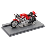 IXO has released a 1/24 scale replica of the MV Agusta 750S from 1973.