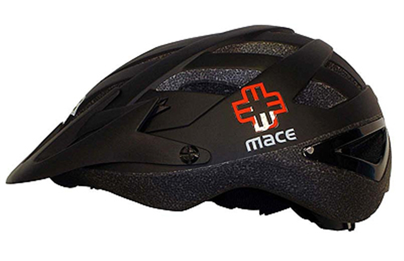 New all mountain helmet with maximum venting.  Moulded helmet design with Coolwick sealed pads,
