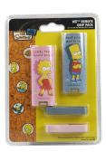Officially Licensed Simpsons Wii Remote Grip Pack - Bart