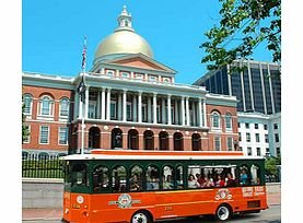 Hop aboard the city™s most enthralling sightseeing excursion, Old Town Trolley Tours of Boston! Old Town Trolley is the best way to relive history and see all that Boston has to offer at your own pace.