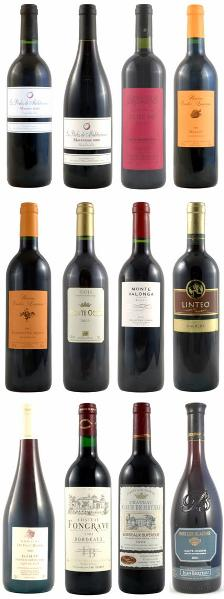 A warming selection of Old World red wines - perfect for long nights in over winter.
