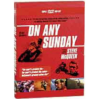The classic bikesport movie, now featuring a special tribute to Steve McQueen. Watch Dick Mann,