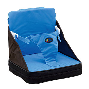 A compact and lightweight booster seat that