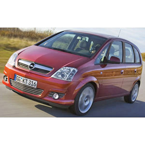 Unbranded Opel Meriva OPC 2006 Red