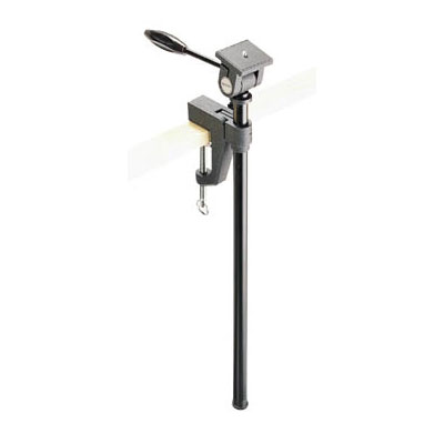Universal II - Hide mount. 2-way one-lever operated panhead. Integral 1/4 inch thread. Lightweight a