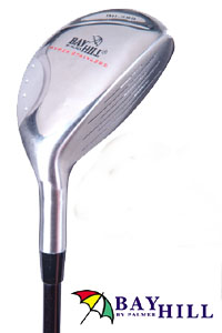 BRAND NEW IN BOX2007 innovation from Bay Hill by Palmer Golf  Iron/wood combination gives alternativ
