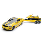 Unbranded Parotech Mustang and Jetski Yellow/Black