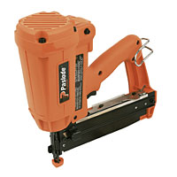 Top quality cordless Brad Nailer for fixing dado rails, wood trims, skirting and architrave. A