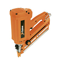 Versatile, portable and lightweight cordless Nailer, for fixing joists, noggin, stud partitioning