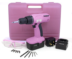 This brand new Pink Toolbox product is certainly quite the 'spin doctor'! With