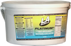 1800g Tub  .   Platinum is the most advanced and e