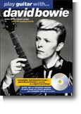 Play guitar along with David Bowie in this useful
