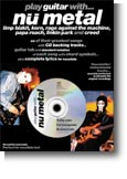 Play guitar or sing along with the CD backing trac