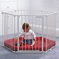 Playpen, Fire Surround and Room Divider