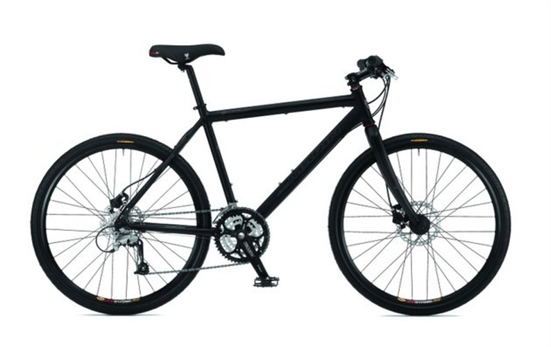 Our top of the line Urban bike features a super-light triple-butted frame for terrific acceleration