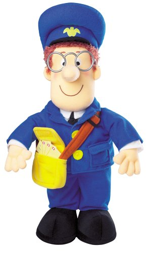 Postman Pat Soft Toy, Born To Play toy / game