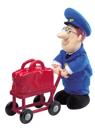 See Pat in action delivering the mail