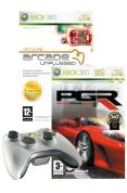 Project Gotham Racing 3: The popular PGR series zooms onto the Xbox 360 expanding many of the Projec
