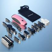 Use it to recharge your mobile phone iPod / MP3 PDA PSP iPhone and other digital devices! The Powerc